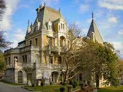 Crimea-18 (Konstantin_VD) Tags: castles palaces cottages statelyhomes manorhouses castlespalacesmanorhousesstatelyhomescottages