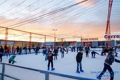 Patinoarul Artificial Shopping City Suceava