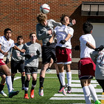 BC v CN Boys JV Soccer @ Soccer For A Cure 2-13-16