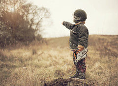 those ones next? (windermereimages1) Tags: trees winter cold fun toy child chainsaw sunny