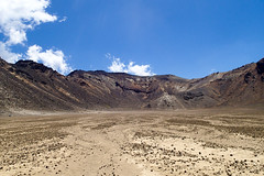 Tongariro Alpine Crossing - South Crater (Sujal Parikh) Tags: december crossing south zealand alpine crater tongariro 2015