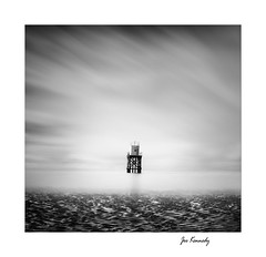 Beacon Light - Rosses Point (joekennedy52) Tags: longexposure water sand beacon 10stop