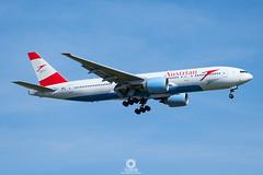 Boeing777-2Q8(ER)   OE-LPE   Austrian Airlines (Max Alpha X-ray) Tags: os bkk aua boeing777 b777 austrianairlines b772 vtbs