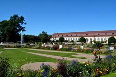 Orangery (rwhgould) Tags: germany garden bayern deutschland bavaria palace residence garten garur residenz orangerie orangery ansbach mittelfranken bstaur skaland middlefranconia bjarland