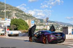 Gemballa (Clment | www.carbonphoto.fr) Tags: auto orange car nikon automobile purple violet voiture montecarlo monaco mc mclaren coche supercar mp4 gemballa 12c d300s