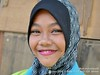 2016-01a Facing Exempt Langkawi (17) (Matt Hahnewald) Tags: smiling travel charming teeth ethnic attractive photo image female beauty beautiful fun lips primelens portrait character consent respect emotion closeup street color eyes asia matthahnewaldphotography face facingtheworld colorful headshot 4x3 horizontal head indonesian kuah langkawi malaysia muslima nikond3100 outdoor hijab southeastasia 50mm oneperson threequarterview nikkorafs50mmf18g lookingcamera expression