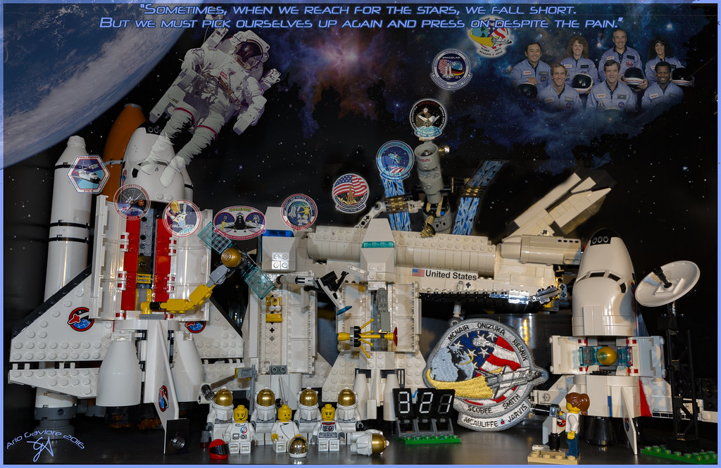 lego space shuttle orbiter - photo #34