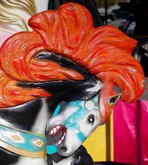 Carousel Horse (smfmi) Tags: carousel carouselhorse frohm