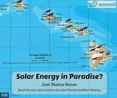 Hawai'i Report Social Media (Institute for Local Self-Reliance) Tags: hawaii solar energy renewable solarenergy ilsr energydemocracy