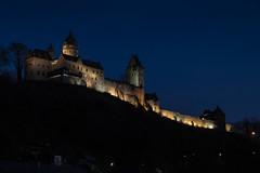 Burg Altena (Guido Bl.) Tags: castle germany deutschland cityscape nightshot nrw burg nachtaufnahme brd