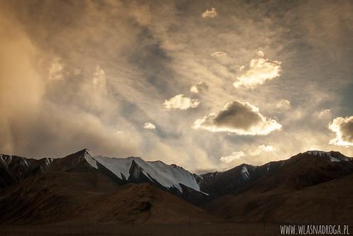 Pamirski krajobraz