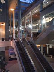 Gallery 2/5 (tehshadowbat) Tags: shopping escalators shoppingmall downtownshoppingmall gallerymallcenter city philadelphiaretailshoppingstores renovation redevelopment