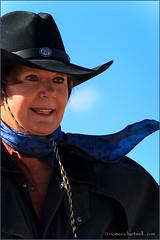 Ridge Rider.jpg (cloudtop2000) Tags: portrait horses washington wallawalla trailriding lakebennington