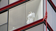 Southwark, London - UK (Mic V.) Tags: city uk england london flat britain space united great kingdom astronaut suit southwark prop cosmonaut appartment