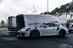 Porsche 991 GT3 RS (belgian.motorsport) Tags: white blanco first porsche circuit wit rs zolder 991 gt3 2016 weis testday 20160211