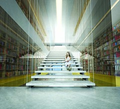Library in Varna by TheeAe