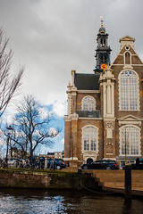 Westerkerk (snavidna) Tags: amsterdam westerkerk canalcruises