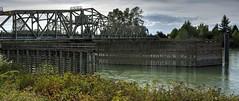 Westside Bridge - Mt. Vernon ( Peterson Photogr@phy) Tags: bridge river washington riverbank washingtonstate mountvernon mtvernon skagitcounty skagitriver stateofwashington nikond5200 nikonafs18140mmf3556edvr westsidebridge