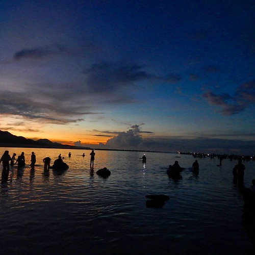 Bau nyale @tropicalbeach #sekongkang #sumbawabarat #indonesia #culture #tradition #igers #igaddicts #igdaily #igaddict #igmasters #instanusantara #landscape #landscapes #landscapephotography #landscape_lovers #sunrise_sunsets_aroundworld #sunrise #sunrise