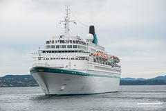 Albatros (Aviation & Maritime) Tags: cruise phoenix norway cruiseship bergen albatros phoenixreisen phoenixcruises