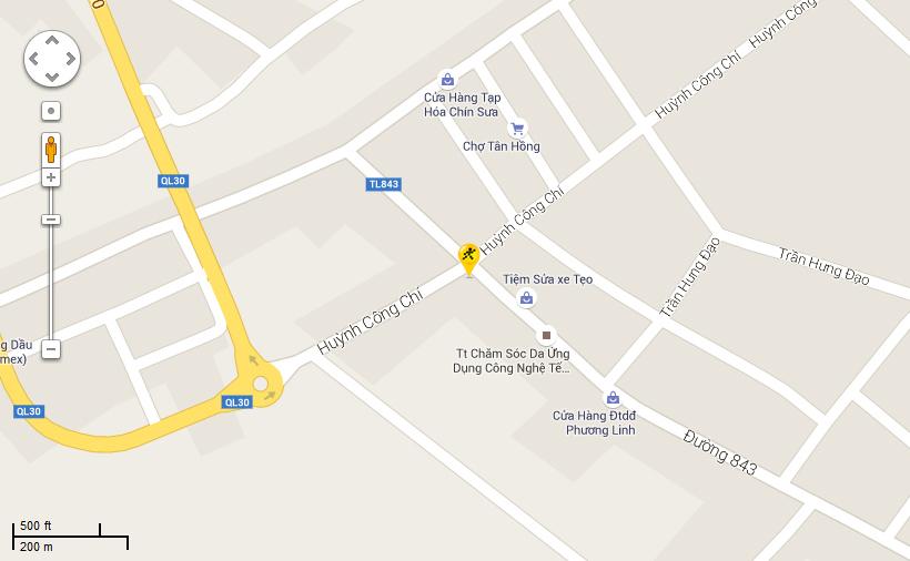 Tưng bừng khai trương siêu thị tại Sa Rài, Đồng Tháp