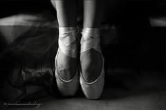 Ballet (Hf-Photo) Tags: dance ballerina pointe photooftheday balet balett pointeshoes