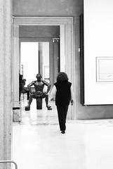 Apparenza (Matteo Merli) Tags: venice bw sculpture art bn venezia statua scultura capesaro