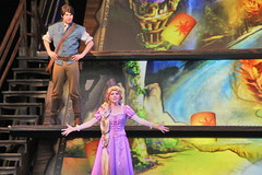Flynn Rider and Rapunzel in Mickey and the Magical Map at Disneyland (GMLSKIS) Tags: california disney disneyland flynnrider princess rapunzel mickeyandthemagicalmap tangled amusementpark anaheim