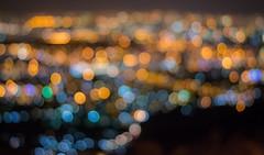 City lights. (TAF27) Tags: pakistan bokeh islamabad monal bokehlicious themonal