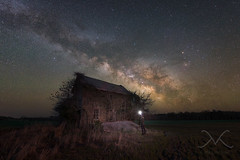 Midnight Explorer - Finally Home (Mike Ver Sprill - Milky Way Mike) Tags: longexposure sky selfportrait berlin overgrown night farmhouse stars landscape jack photography amazing solitude alone nightscape explorer surreal maryland wideangle roadtrip explore le urbanexploration astrophotography solo abandonedhouse april astronomy serene comet starry fusco ruraldecay assateague eastcoast startrails linear mv chincoteague traveler milkyway selfie urbex lightpaint finallyhome notforgotten 1424 startracker abandonhome nikond800 ioptron 252p versprill michaelversprill milkywaymike midnightexplorer nightscapers