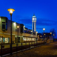 Brouwersgracht, Veenendaal (NL) (evb-photography) Tags: brouwersgracht veenendaal avondfotografie horlogerievanmanen