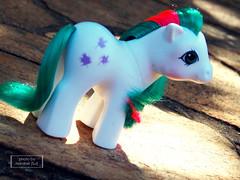 ~ Baby Gusty Br ~ (.~Sui~.) Tags: brazil baby white cute brasil vintage pretty princess nirvana earth estrela g1 brazilian gusty mlp mylittlepony