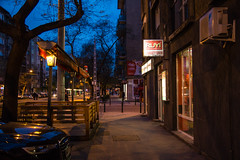 Neighborhood (rbkoronczi) Tags: street night budapest handheld tamron1750 sonya58