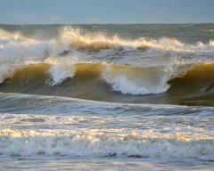 After the Storm (KaDeWeGirl) Tags: ocean sea sun water waves afternoon florida explore panhandle miramarbeach