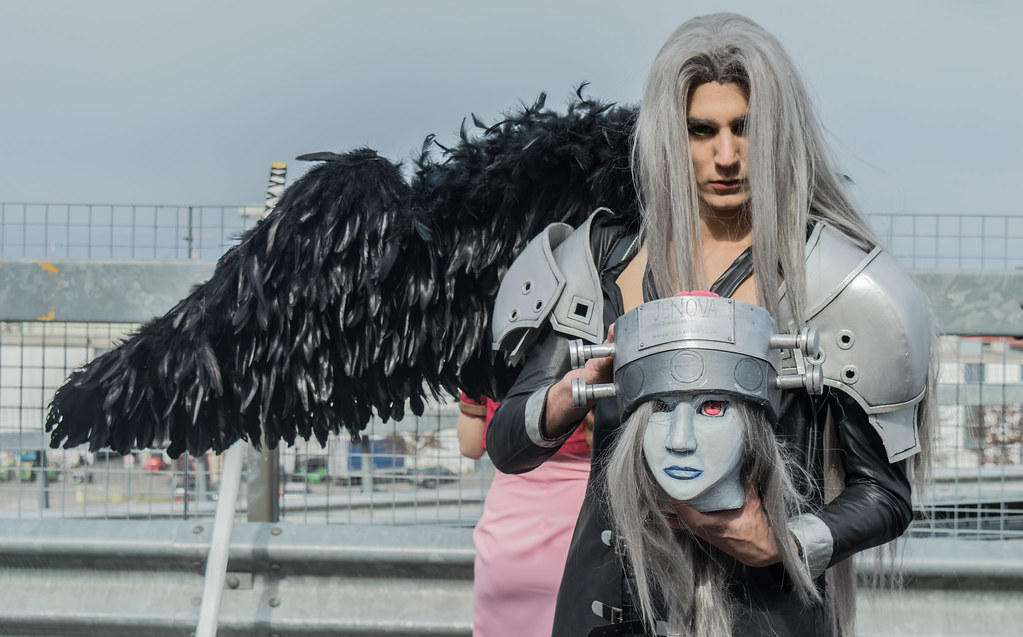 The World S Best Photos Of Final And Sephiroth Flickr Hive