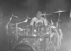 Talisman grainstore 3-3-12  Oakham (barrygostinskie) Tags: drums drummer drumming rockband ludwig oakham talisman sonor paiste