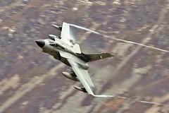 Black nose tornado (Dafydd RJ Phillips) Tags: fighter force loop aviation air low jet royal level combat tornado raf mach gr4 marham