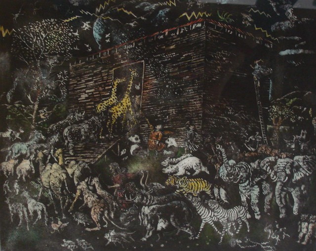 Johnstone John 'Noah's Ark'