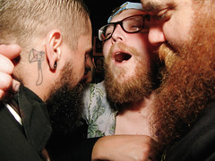 3 Beards (BurlapZack) Tags: party love memorial rip flash beards fraternity wideangle celebration alcohol pointandshoot hugs partypics brotherhood compact inmemoriam singalong inmemoryof pack01 dentontx externalflash canonspeedlite430ex digitalcompact rubberglovesrehearsalstudio canonpowershotg9 3beards tickleparty advancedcompact vscofilm 13hatchettattoo keepdentonthrashing duhpartyidiot nickthrasher