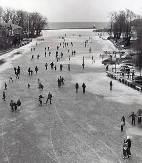 The Harbour, Oakville - Winter