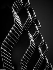 Down (gibel49) Tags: bn nero onde concettuale monocromatico astrazione