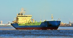 Ships of the Mersey - Ice Hawk (sab89) Tags: sea water port liverpool docks manchester canal ship terminal cargo estuary birkenhead oil tug shipping tugs carrier tanker chemical wirral tankers bulk runcorn seaforth stanlow
