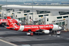 AirAsia 9M-AJD (Howard_Pulling) Tags: camera photo airport nikon aviation picture malaysia kualalumpur airlines kl klia howardpulling d5100