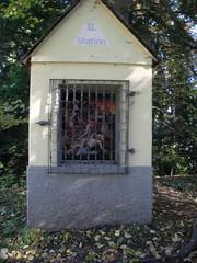 20111031Oberzeiring Kavarienberg (rerednaw_at) Tags: steiermark christus kapelle kreuzigung kalvarienberg oberzeiring 11station