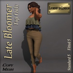 Loordes of London-Late Bloomer-#4 1 (loordesoflondon) Tags: sale secret 60l my 41516