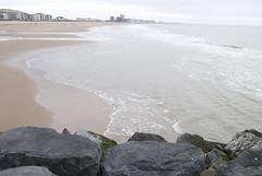 Ostende, Belgium (Tiphaine Rolland) Tags: sea mer beach sand nikon belgium belgique sable 1855mm 1855 oostende plage ostende 2016 d3000 nikond3000