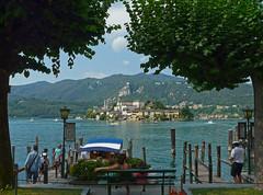 Orta San Giulio (duqueıros) Tags: italien italy island italia insel isla isola piemont ortasangiulio duqueiros