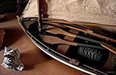 Del mar (Franco DAlbao) Tags: sea lumix boat mar fishing model shell concha pesca oars bote maqueta marinero seaworthy remos dalbao francodalbao