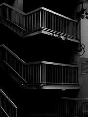 Architecture Rennes (charlier.valentin) Tags: street urban bw white streetart france building geometric monochrome architecture graffiti blackwhite brittany tag bretagne nb 35 urbanism valentin btiment rennes ville noirblanc urbain urbanisme architectur charlier gomtrique ileetvilaine valentincharlier charliervalentin