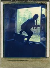 La Rennes Renarde (denzzz) Tags: portrait abandoned polaroid 4x5 expired derelict analogphotography largeformat urbex filmphotography beautifuldecay instantfilm polaroid59 wista45dx snapitseeit